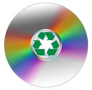 dvd cd disc recycling program