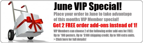 June 2011 VIP special